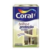 Tinta Coral Acrílica Semi Brilhante Brilho e Proteção Branco - 18L