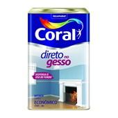 Tinta Coral Para Gesso 18L - Branco