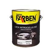 TINTA DUCO BRANCO FOSCO - 3,6L FARBEN