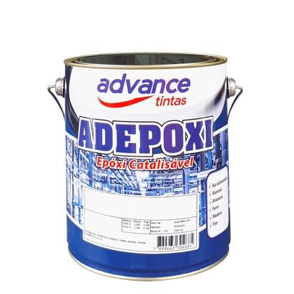 Tinta Epóxi  Adepoxi 96 Amarelo Segurança Parte  A 3,6L - Advance