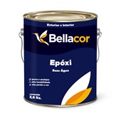 TINTA EPÓXI (BASE ÁGUA) BRANCO - 3,6L BELLACOR