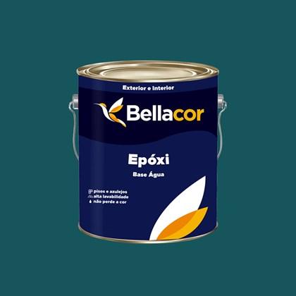 Tinta Epóxi Brilhante 3,2L C48 Lápis Azul  Base Água Bellacor