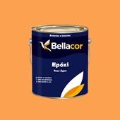 Tinta Epóxi Brilhante 3,2L C76 Dourado Base Água Bellacor