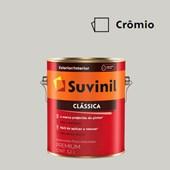 TINTA FOSCA CLÁSSICA CRÔMIO PREMIUM - 3,2 SUVINIL