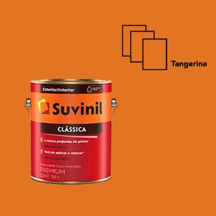TINTA FOSCA CLÁSSICA TANGERINA PREMIUM - 3,6L SUVINIL