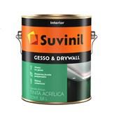 TINTA PARA GESSO E DRYWALL - 3.6L  SUVINIL