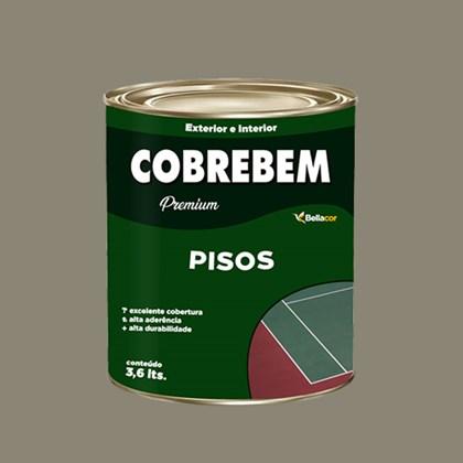Tinta Para Piso Concreto 900ml - Bellacor
