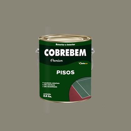 TINTA PISO COBREBEM CONCRETO - 3,6L BELLA COR