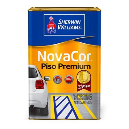 TINTA PISO NOVACOR BRANCO - 18L SHERWIN  WILLIAMS