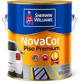 Tinta Piso Novacor Branco - 3,6L Sherwin Williams