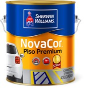 TINTA PISO NOVACOR CONCRETO - 3,6L SHERWIN WILLIAMS