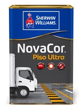 TINTA PISO NOVACOR ULTRA BRANCO - 18L SHERWIN WILLIAMS