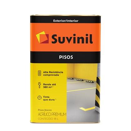 TINTA PISO PRETO - 18L SUVINIL