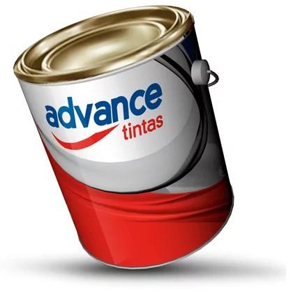 TINTA PU ADPOLY 772 SEMI BRILHO BRANCO - PARTE A 3,6L ADVANCE