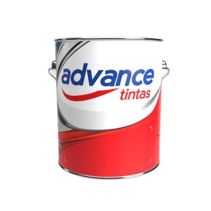 Tinta PU Industrial Aluminio Adpoly 2677 Tri - Componente - S/Catalisador - Advance