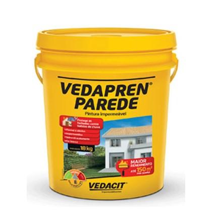 VEDAPREN PAREDE BRANCO - 18KG VEDACIT