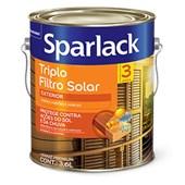 VERNIZ ACETINADO TRIPLO FILTRO SOLAR NATURAL - 3,6L SPARLACK