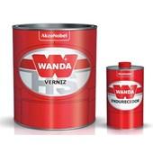 VERNIZ BI 5100 KIT - 900ML WANDA