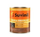 VERNIZ BRILHANTE TRIPLA PROTEÇÃO SOLAR MOGNO - 900ML SUVINIL