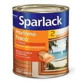 Verniz Maritimo Fosco 900ml - Sparlack