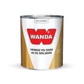 Verniz PU 5500 Alto Sólidos Kit - 900ml Wanda