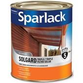 Verniz Triplo Filtro Brilhante Natural Solgard 900ml - Sparlack