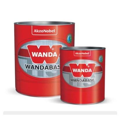 Wandabase Branca Prateada 900ml